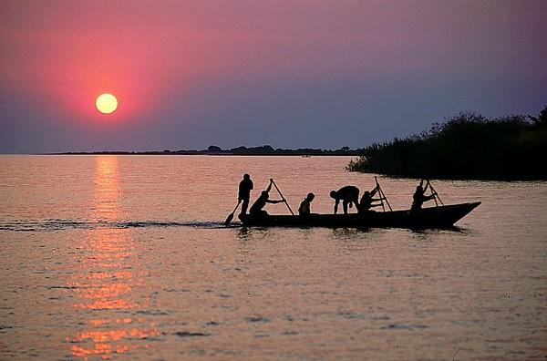 Percy Mabvuto Ngwira, Visit Zambia 2016-Lac_Tanganyika