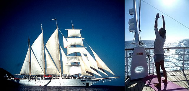 STAR CLIPPERS-yoga