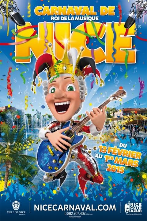 affiche-carnaval-de-Nice-2015-roi-de-la-musique-nice-weekend
