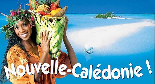 la nouvelle calédonie tourisme
