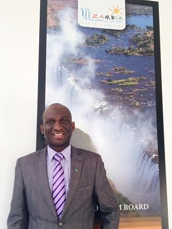 zambie-Percy Mabvuto Ngwira, Visit Zambia 2016