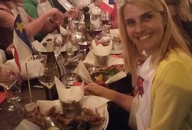Soiree homard Nouveau brunswick-patricia Chauvellier