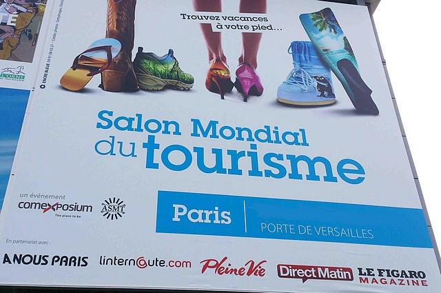 Un mondial du tourisme 2017 de bon niveau for Salon du tourisme en france