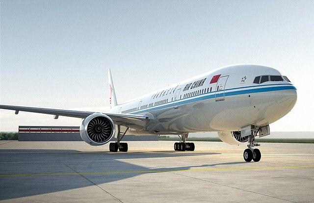 air china-paris pékin-B777-300ER 2