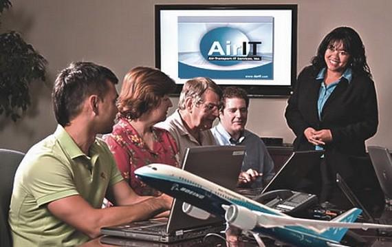 Amadeus acquiert l'américain Air-Transport IT Services