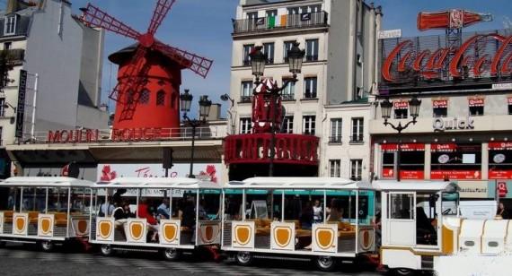 L'Ile-de-France prend le train pour promouvoir son tourisme