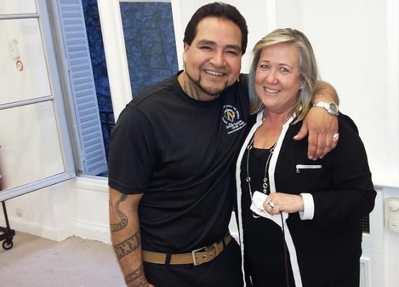 L' Ontario à Paris : Un indien dans la ville