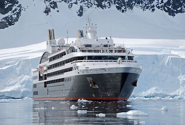 expeditions polaires ponant
