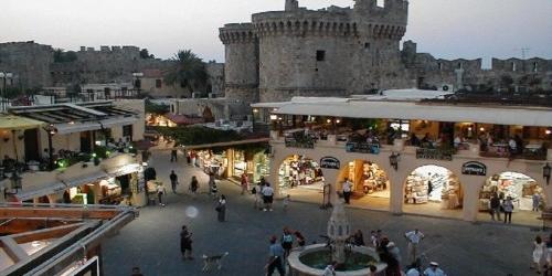 Grèce Rhodes