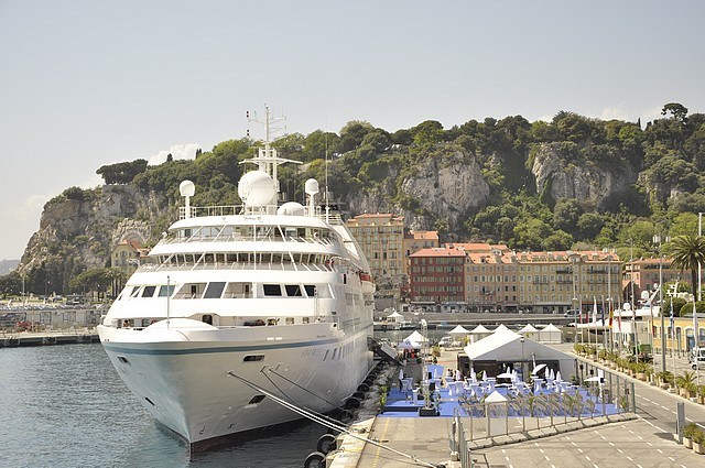 Windstar Cruise, Star Breeze-2