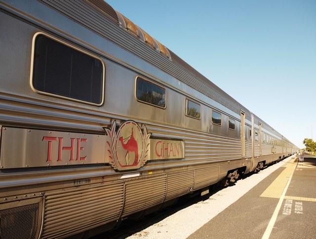 asia-defi australie 2015-train the ghan