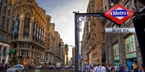 Espagne: Madrid