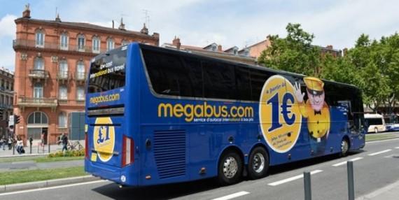 Megabus inaugure une nouvelle base à Lyon
