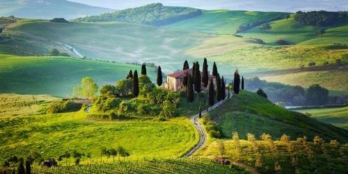 Italie: Toscane