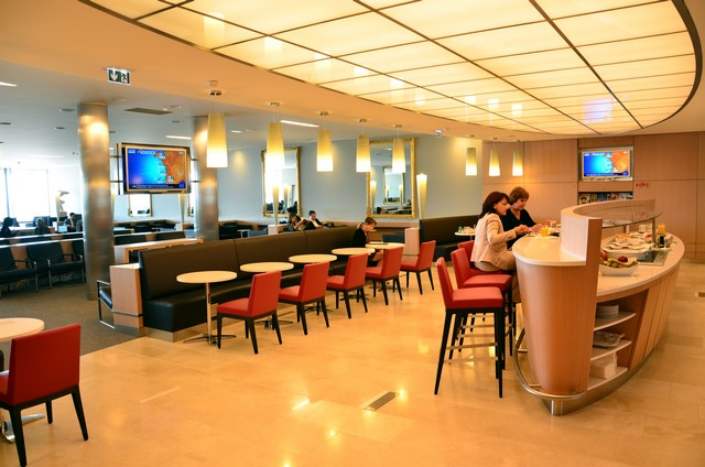American Airlines-Nouvel Admirals Club CDG - 2