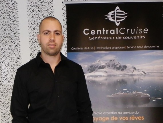 CentralCruiseà Nice :  Samir Boucherim, un garçon dans le vent