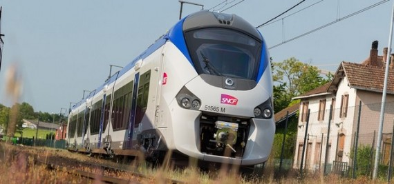La Franche-Comté file le train