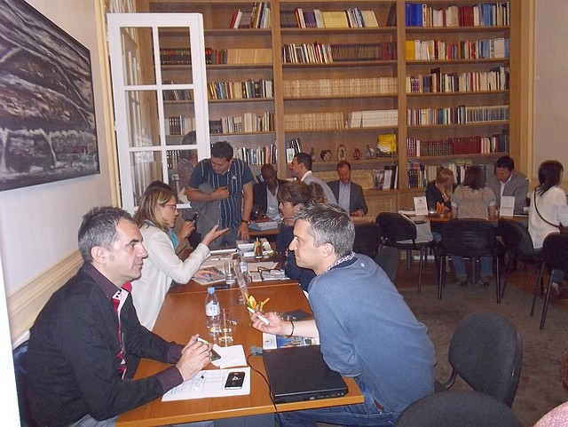 Istrie-Croatie-B2B meetings