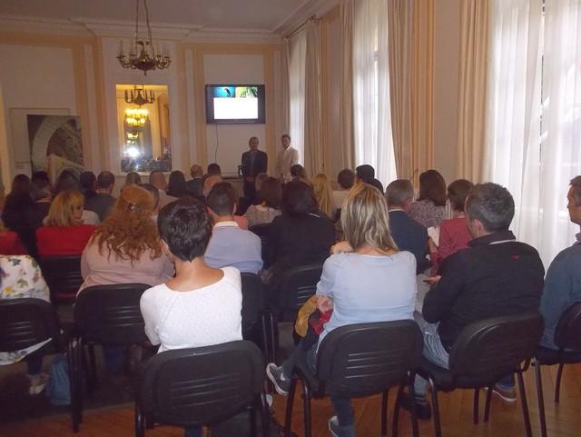 Istrie-Croatie-Discours et présentation de l'Istrie