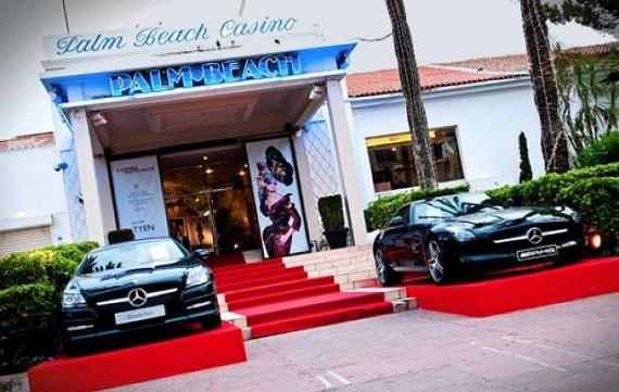Cannes: Un palace et une grande salle en projet au Palm Beach