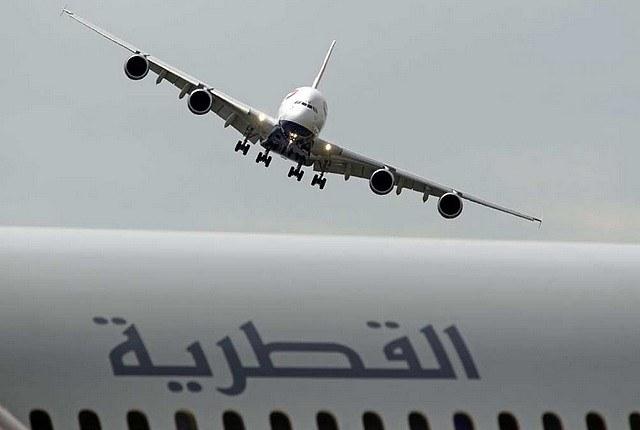 grignotage Europe-compagnies aeriennes du golfe