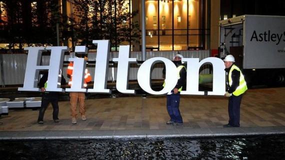 Les hôtels Hilton investissent l'Afrique