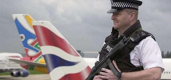 Des policiers britanniques pour aider la Tunisie