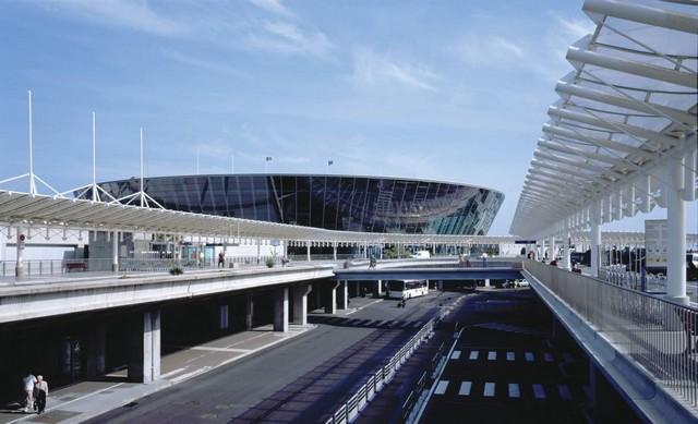 aeroport de Nice Côte d'Azur