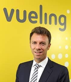 David  Garcia Blancas-nouveau directeur commercial Vueling France