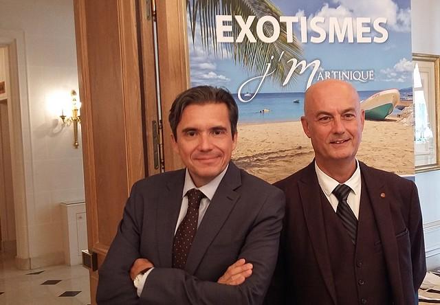 Exotismes-gilbert Cisneros-Didier Sylvestre
