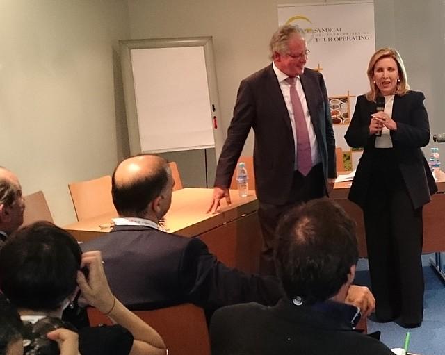 SETO-René Marc Chikli-Ministre tunisie-Salma Elloumi Rekik