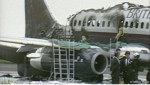 bristish airtours-catastrophe aerienne-manchester