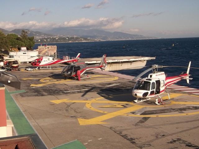 heliport Monaco