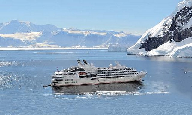 ponant antartique