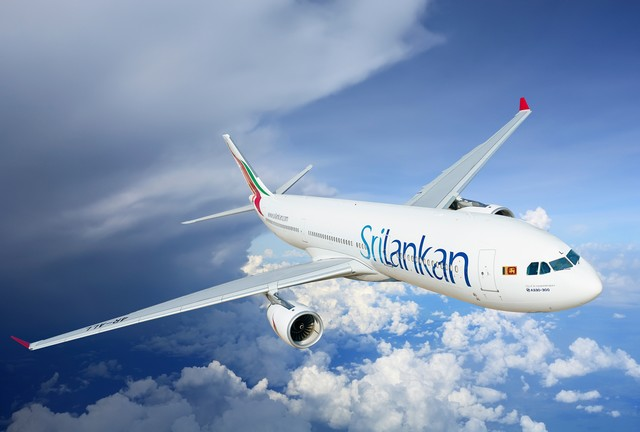 sri lankan-A330 300