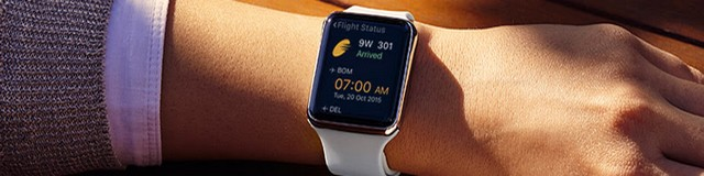 jet airways-apple watch