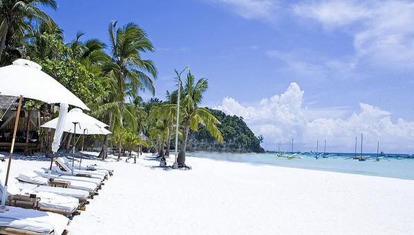 Boracay-plage