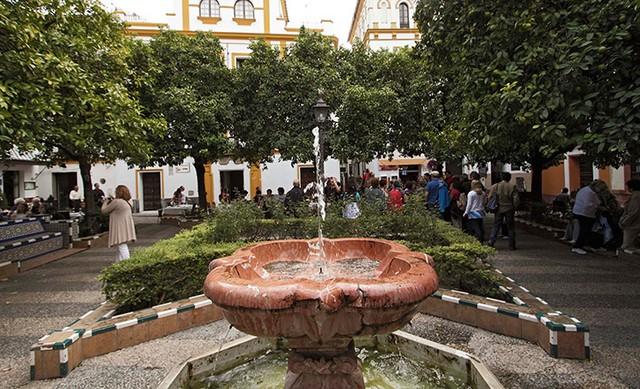 Plaza Dona Elvira-seville
