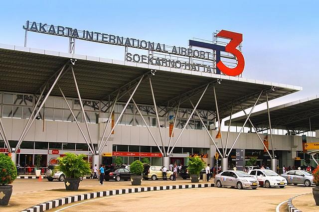 jakarta aeroport indonésie