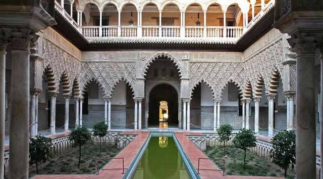 seville palais de l'alcazar