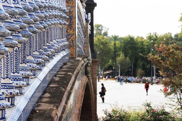 seville-pont San Telmo
