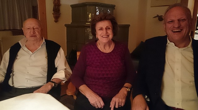 Anton-josephine et Tony Geschwentner- hotel schwarzbrunn tyrol-visit europe-traveleurope
