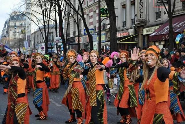 Bande de Beauvais-carnaval de Paris