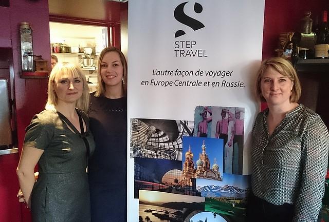Step travel-Blandine Vignals-Géraldine Chachourine-Audrey Picot
