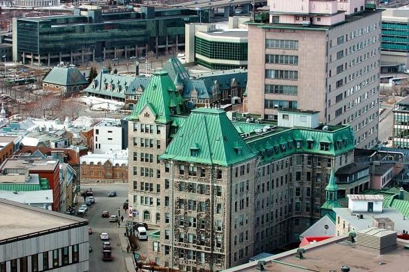 monastère de l'Hôtel-Dieu de Québec-hotellerie
