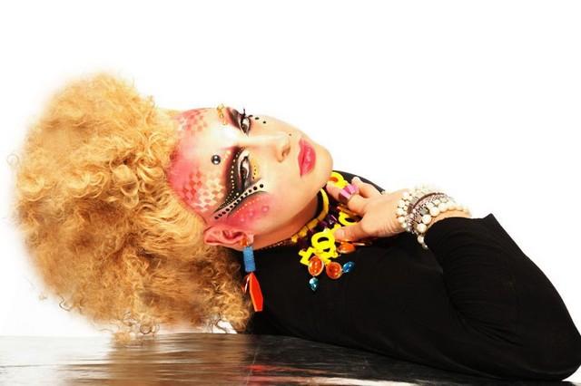 Arie Oshri-israel drag queen