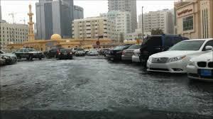 Emirates under the rain 1