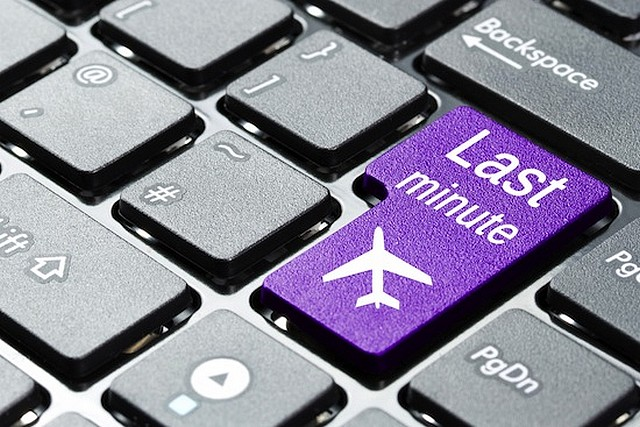 Lastminute-bookings