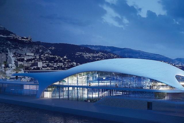 L 39 actualit du tourisme en france et l 39 internati - Architecture sous marine ...