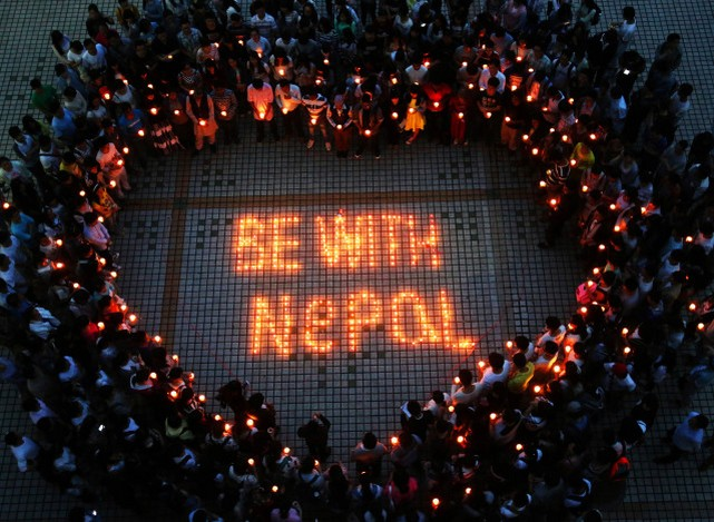 NEPAL-hommage